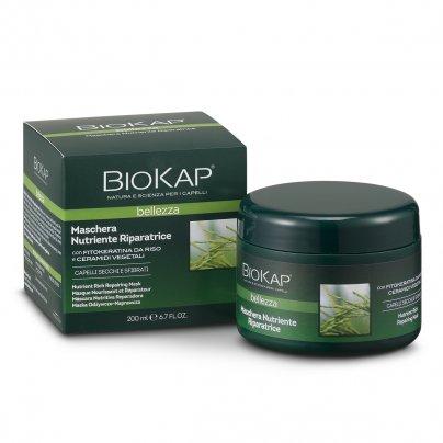Maschera Nutriente Riparatrice - Biokap