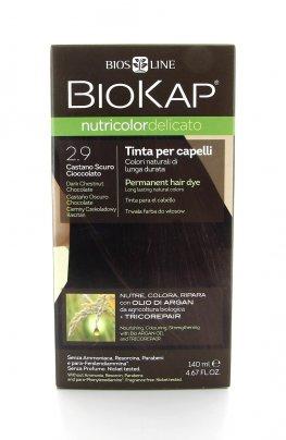 Biokap Nutricolor Delicato Tinta 2.9 - Castano Scuro Cioccolato