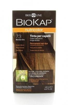 Biokap Nutricolor Oro Tinta 7.3 - Biondo Oro