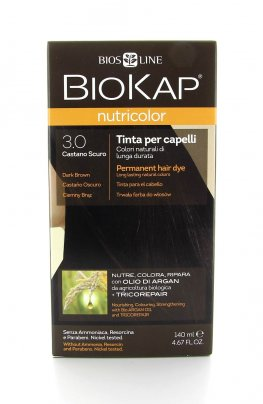 Biokap Nutricolor Naturale Tinta 3.0 - Castano Scuro