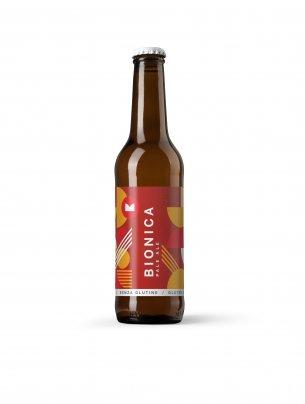 """Birra Biologica Pale Ale Senza Glutine """"Bionica"""""""