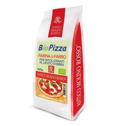 Farina di Farro Senza Lievito di Birra - Bio Pizza
