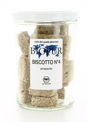 Biscotto N° 4 - Amaranto