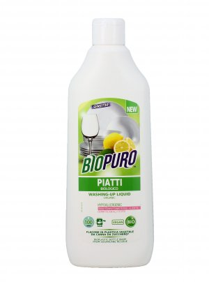 Detersivo Piatti Sensitive - Biopuro