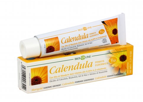 Calendula - Pomata Eudermica Bio