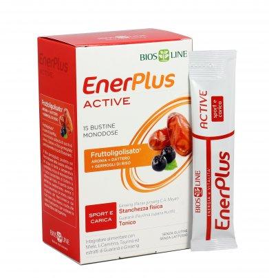 EnerPlus - Active Sport e Carica