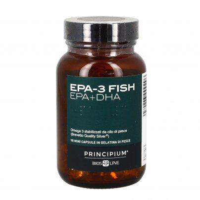 Epa - 3 Fish - Benessere Cardiaco
