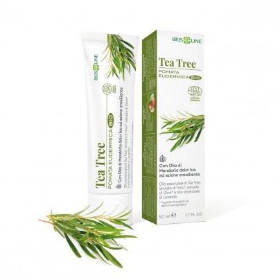 Tea Tree - Pomata Eudermica Bio