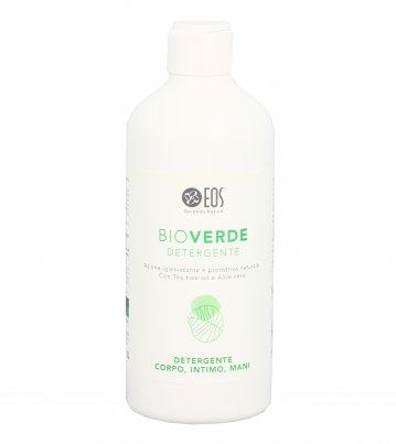 Detergente Bioverde con Tea Tree e Aloe Vera