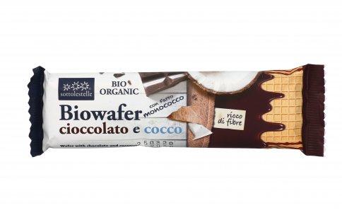 Biowafer Cioccolato e Cocco