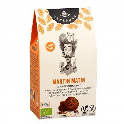 """Biscotti Avena e Cioccolato """"Martin Matin"""""""