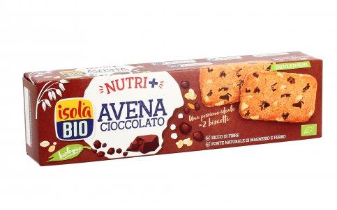 Biscotti Avena Integrale e Cioccolato
