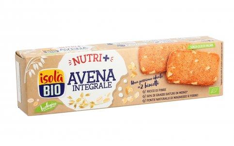 Biscotti di Avena Integrale Bio