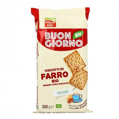 Biscotti di Farro Bio senza Lievito