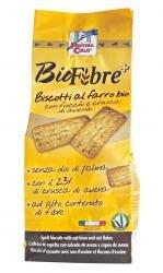 Biscotti al Farro con Fiocchi e Crusca di Avena