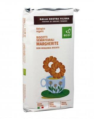 Biscotti Semintegrali - Margherite