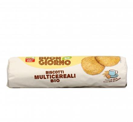 Biscotti Multicereali Integrali e Vegan