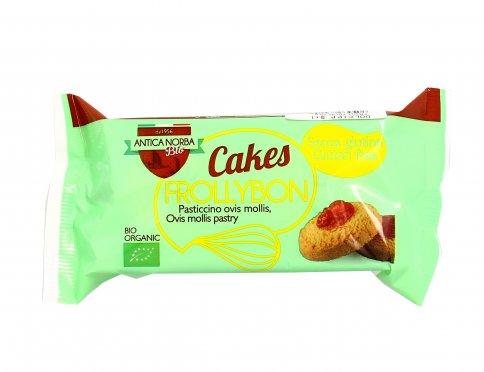 Biscotti Pasticcino Ovis Mollis Senza Glutine