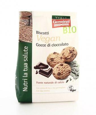 Biscotti Vegan - Gocce di Cioccolato