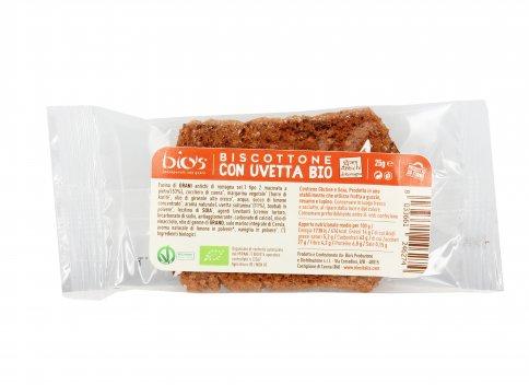 Biscottone con Uvetta Bio