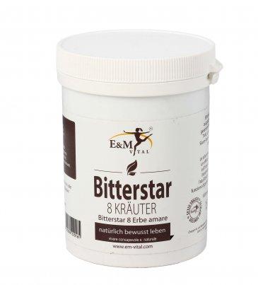 Bitter Star - Integratore Naturale con 8 Erbe Amare 92 capsule