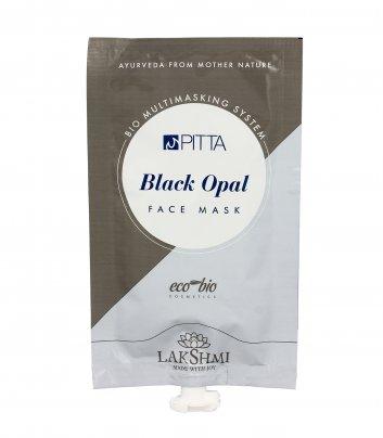Maschera Viso Black Opal Mask - Pitta