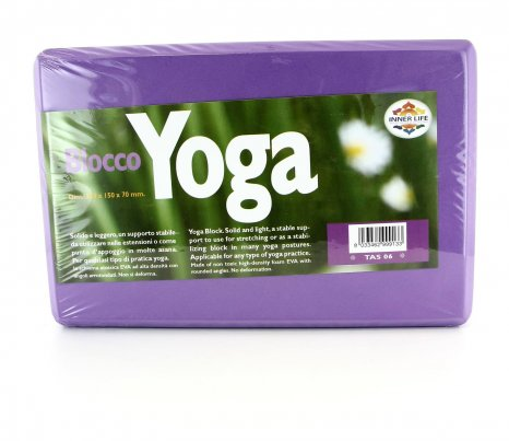 Mattone Yoga in Schiuma Atossica