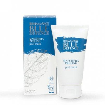 Maschera Viso Peeling - Blue Defence