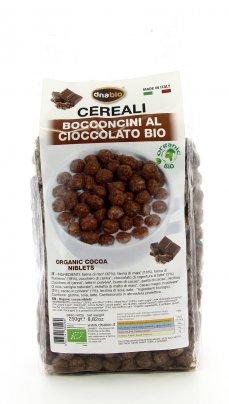 Bocconcini al Cioccolato 250 g.