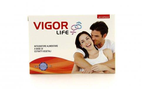 Vigor Life - Uomo e Donna