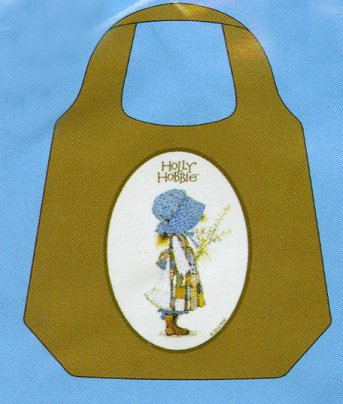 Borsa Pieghevole Holly Hobbie Marrone