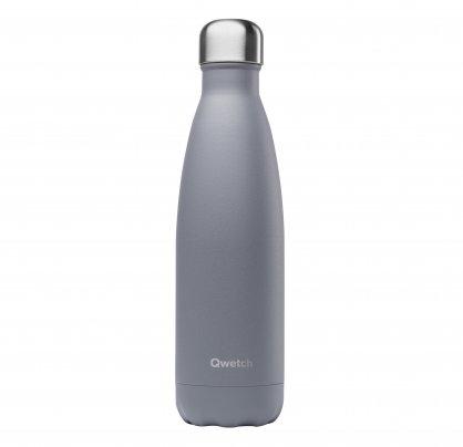 Bottiglia Termica - Grigia (Effetto Granuloso)
