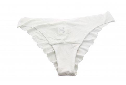 Mutanda Brasiliana - Bianco Invisibile Taglia L