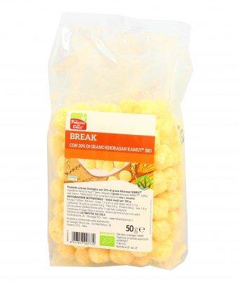 """Snack Salato bio con KAMUT® - grano khorasan """"Break"""""""