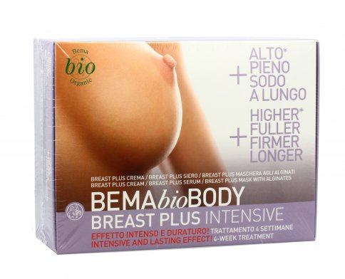 Kit Trattamento Seno - Breast Plus Intensive