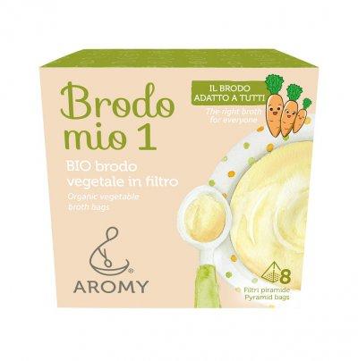 Brodo Vegetale Bimbi in Filtro - Brodo Mio 1