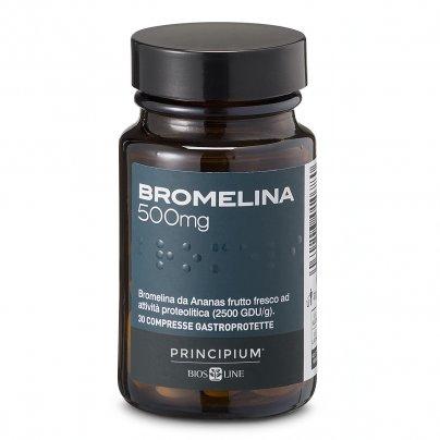 Bromelina 500 mg (da Ananas Frutto Fresco)