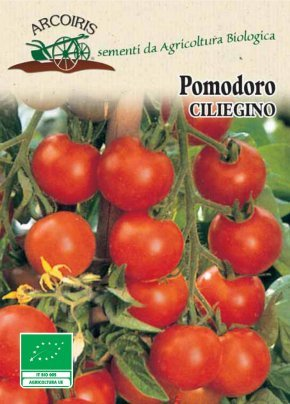 Semi di Pomodoro Ciliegino