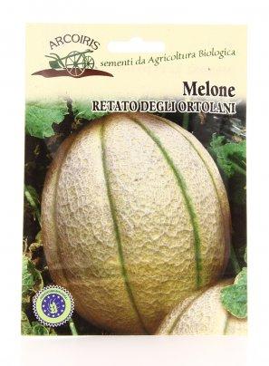 Semi di Melone Retato degli Ortolani - 4 Gr.