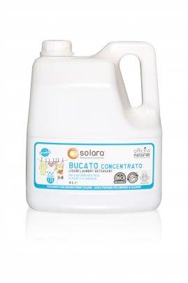Bucato Liquido Concentrato - Solara 4 Litri