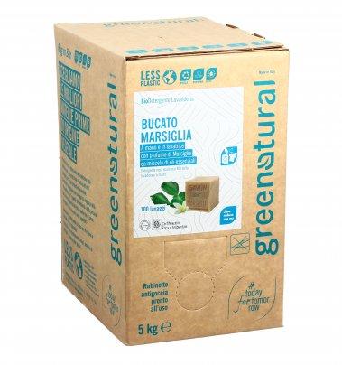 Detersivo Bucato Marsiglia - Eco Box Sfuso