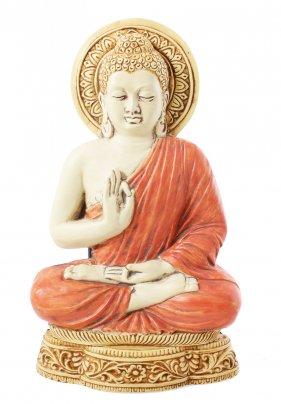 Riproduzione da Parete Buddha in Vitarka Mudra