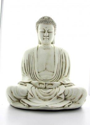 Buddha Giapponese Grande Stone Finish
