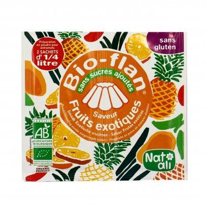 Budino ai Frutti Tropicali Senza Zucchero Bio