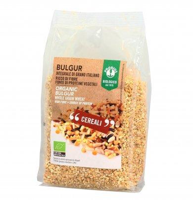 Bulgur Integrale di Grano Italiano Bio