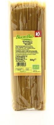 Buonbio - Spaghetti alla Soia Biologici