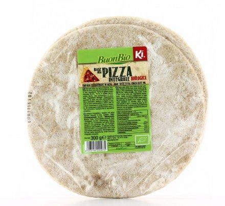 Base per Pizza - Integrale Bio