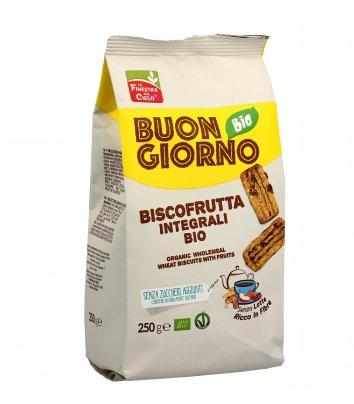 Biscofrutta Integrali Bio - Buongiorno Bio