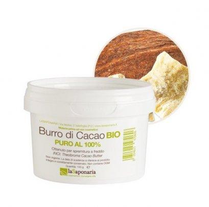 Burro di Cacao Bio 100% Puro 100 gr.