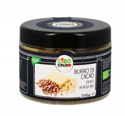 Burro di Cacao Bio in Pezzi